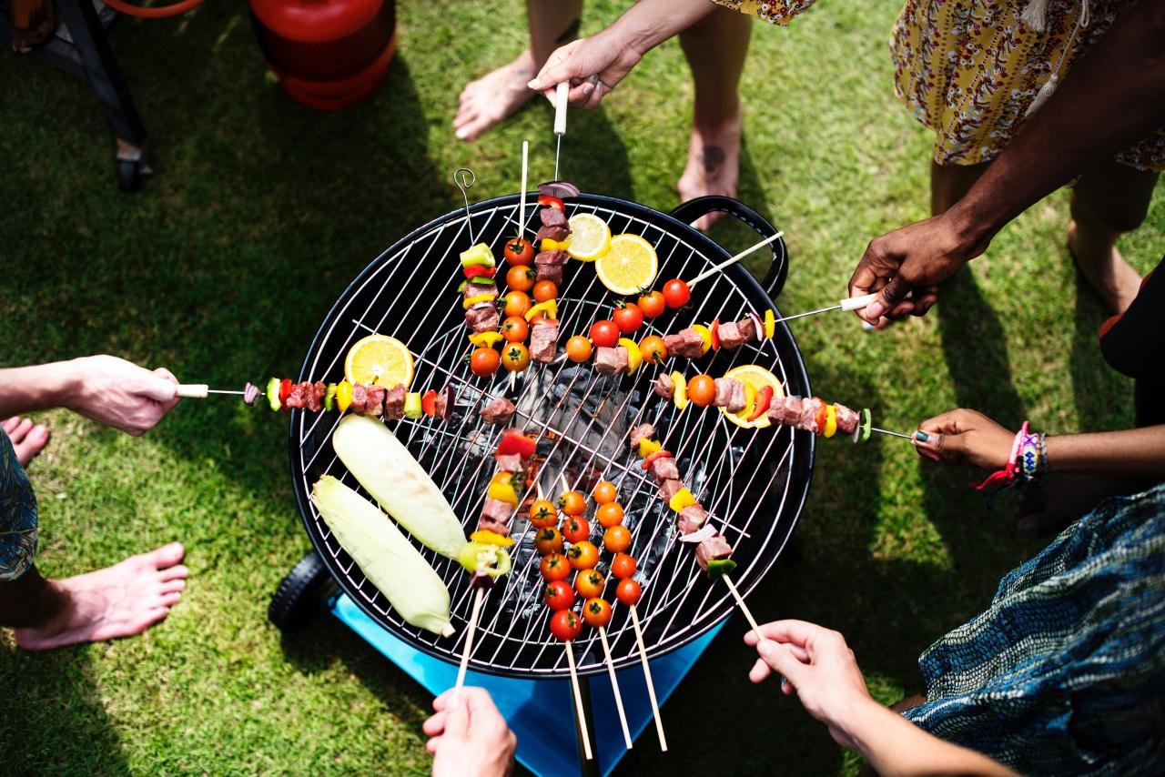 Tips For Creating A Nifty Outdoor Cooking Area