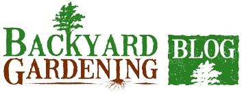Backyard Gardening Blog