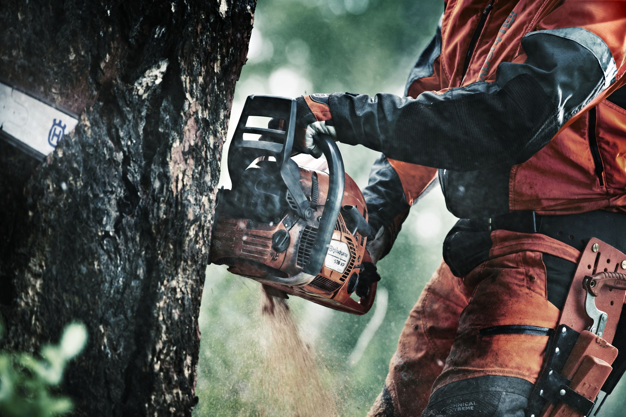 A Guide to Better Chainsaw Safety