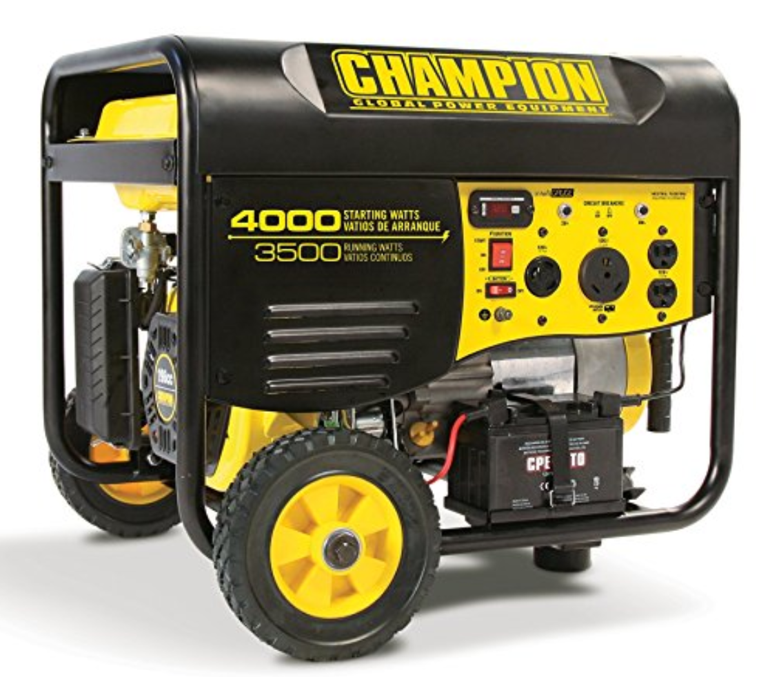The many uses of a portable generator around the home and garden
