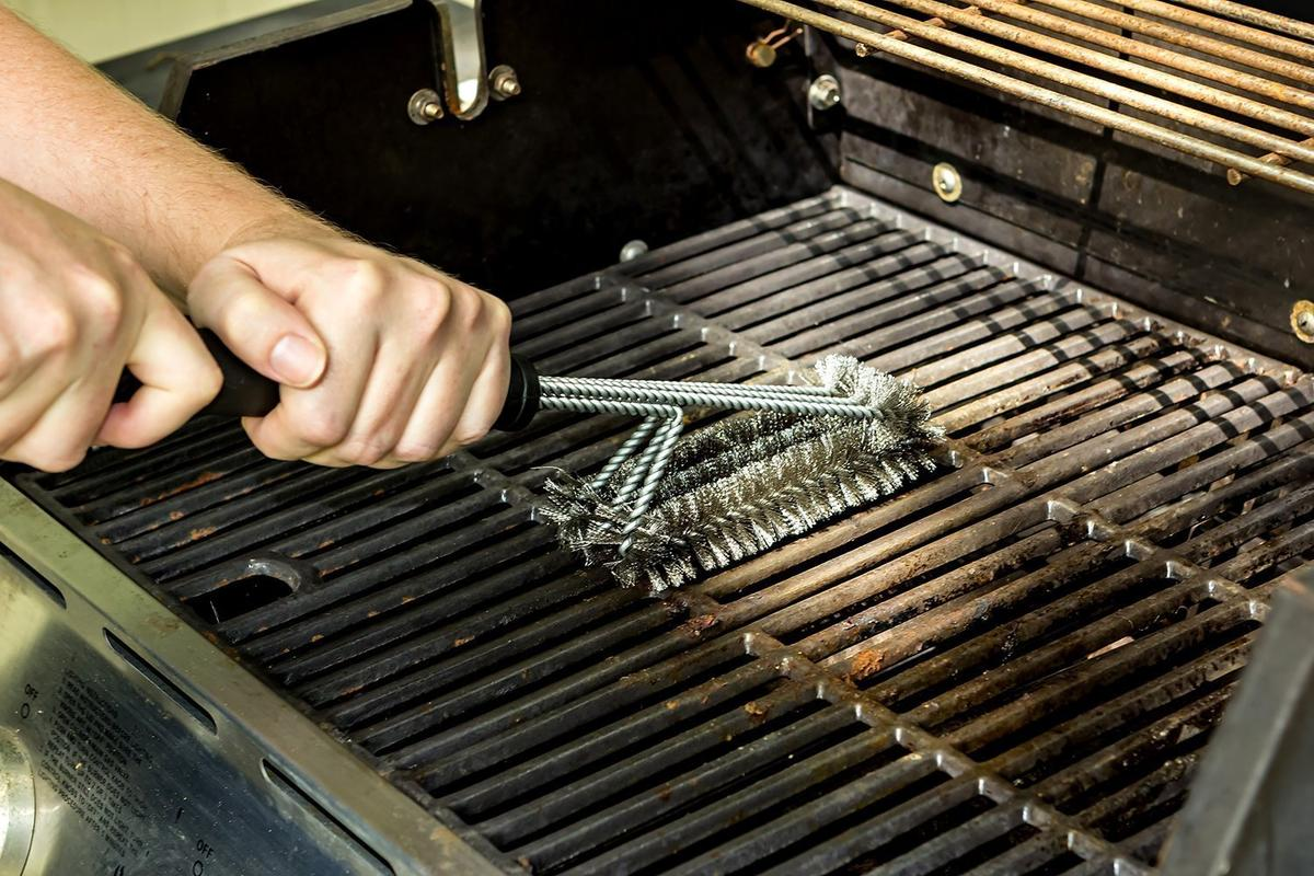 Clean your Grill and Start Loving your BBQ Again