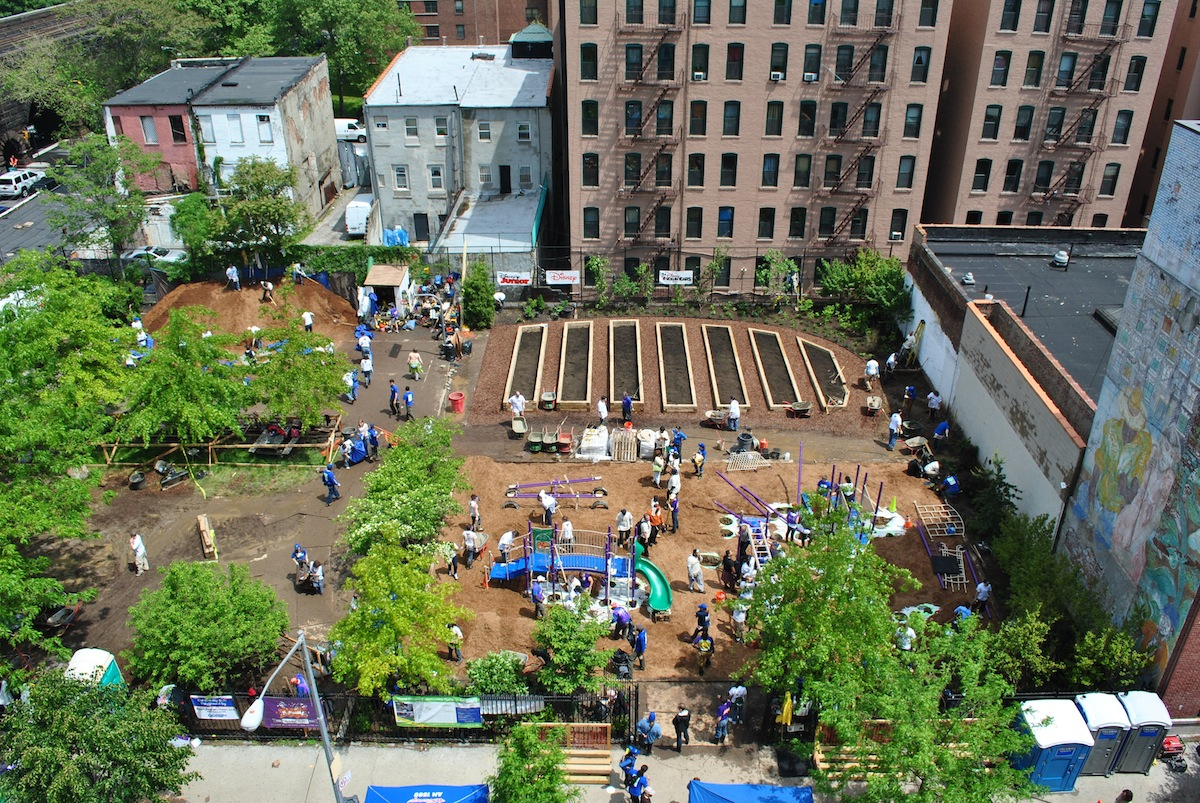 Community Gardens in NYC