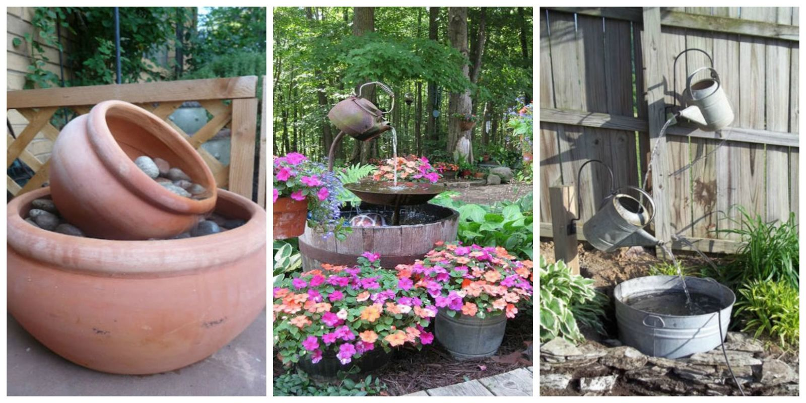 The Advantages Of Decorating Your Garden With A Fountain