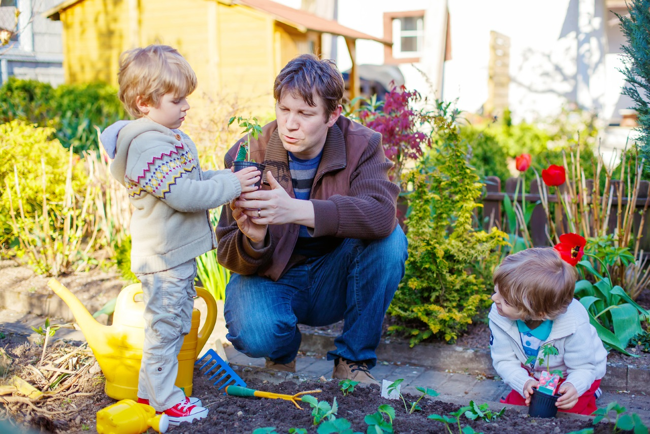 Why Gardening is Great for Happy, Healthy Kids