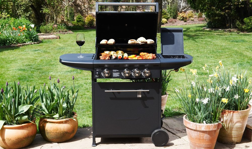 Picking the Best Gas BBQ for Your Garden