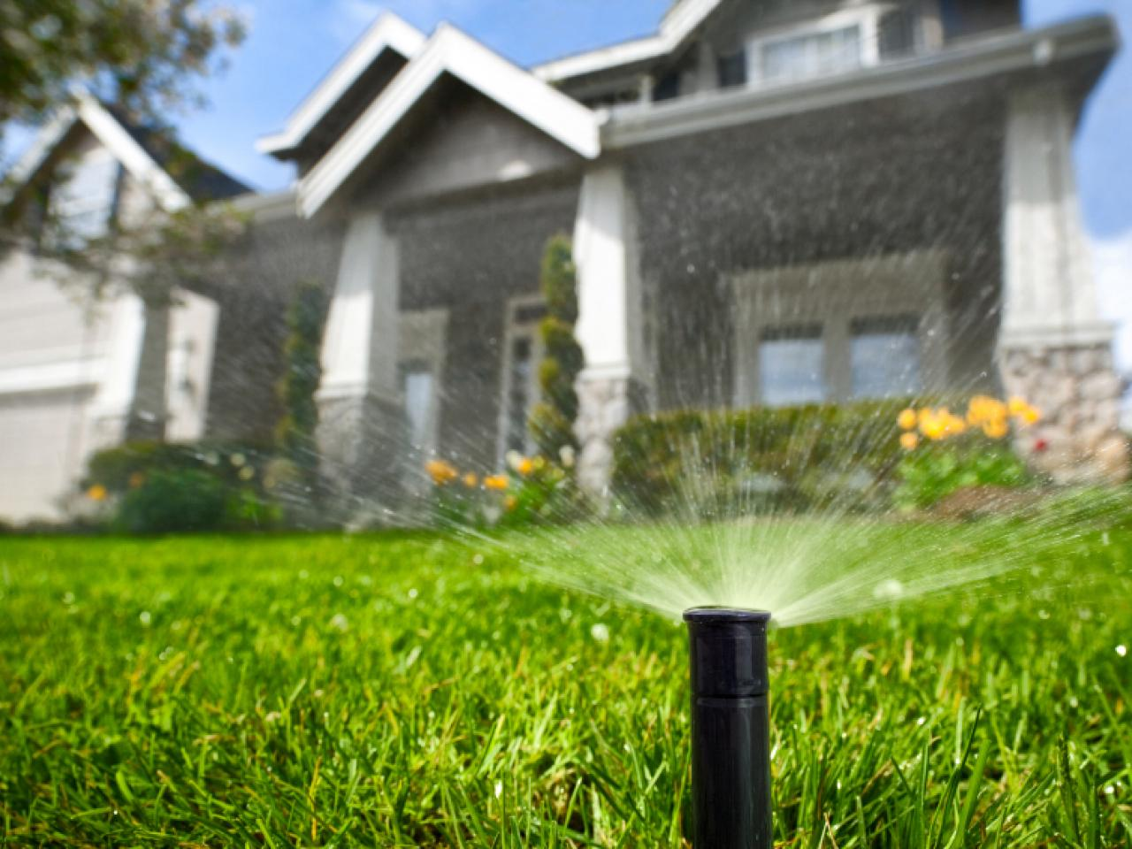 How To Install In Ground Sprinkler System For Homeowner?
