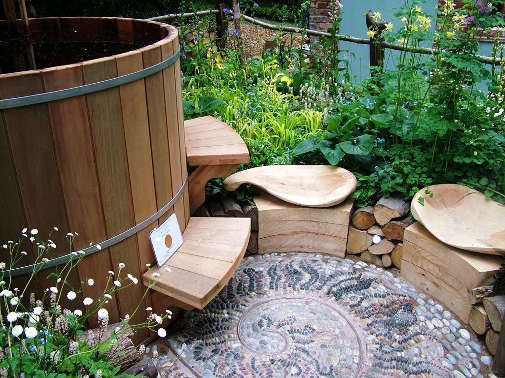 Small Garden Solutions: What You Need To Know About Hot Tubs