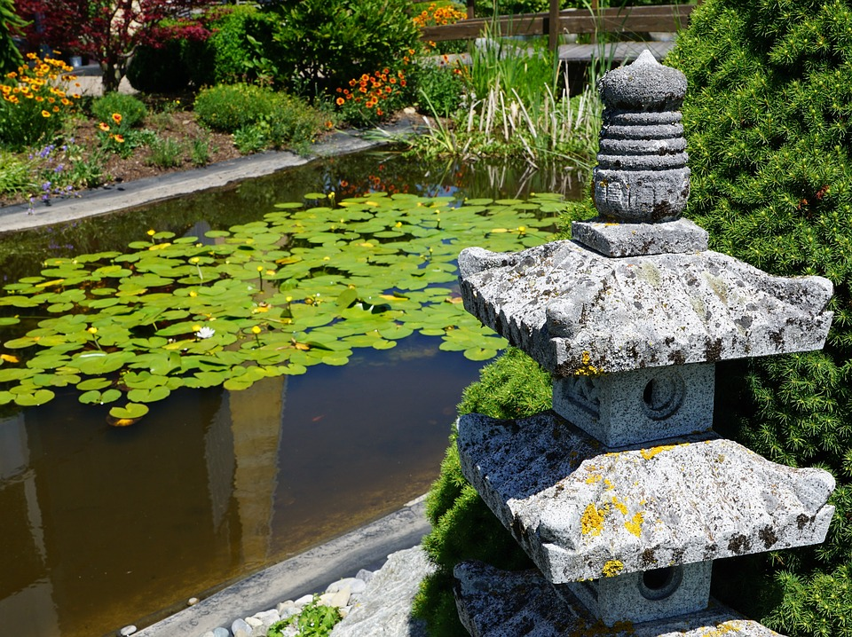 Trending Ideas for a Modern Asian Water Feature
