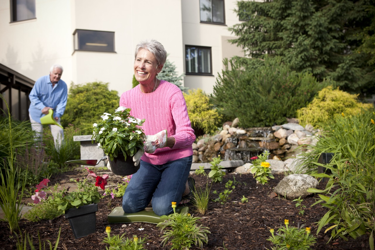 Five Ways Seniors Can Benefit From Gardening