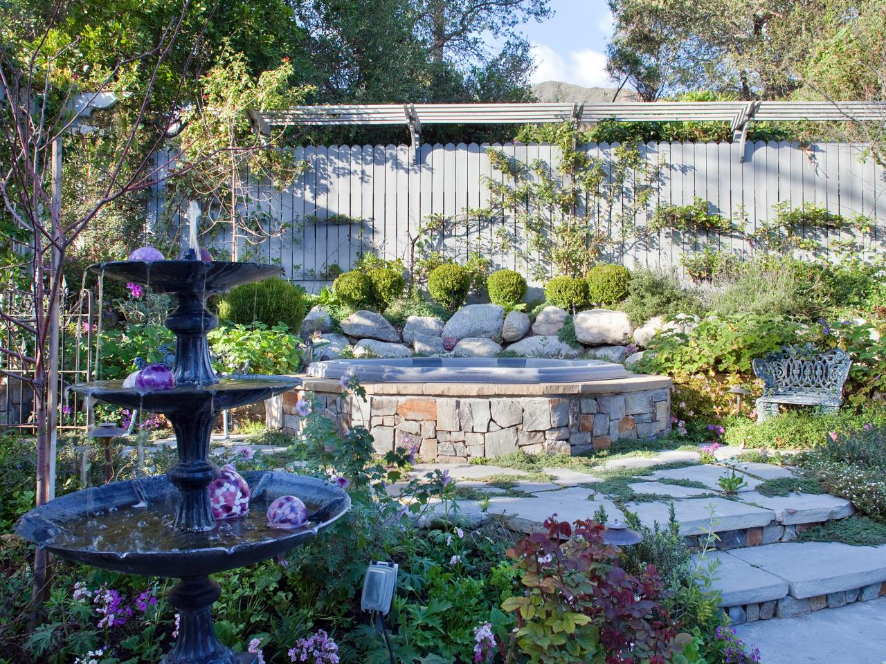 Tips for Outdoor Water Fountains