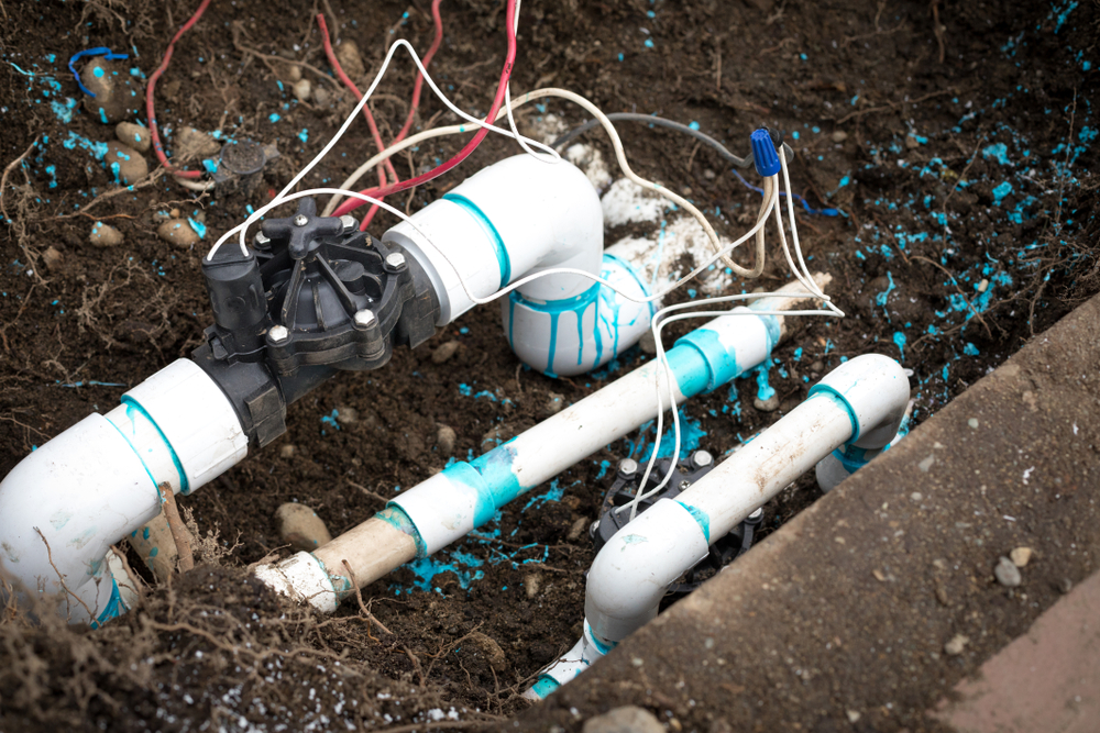 Best Plumbing Tips To Help With Underground Irrigation For Gardens