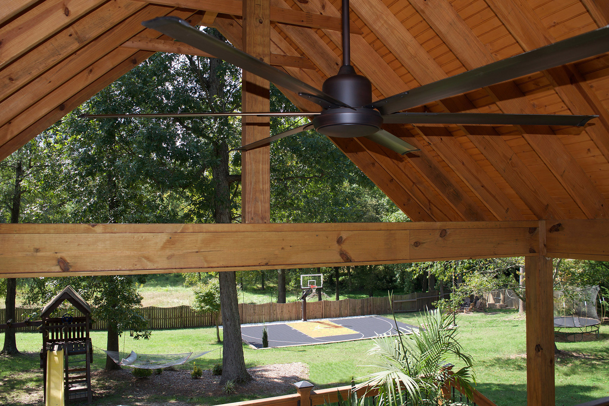 Enjoy Your Garden More Comfortably From Your Outdoor Living Space