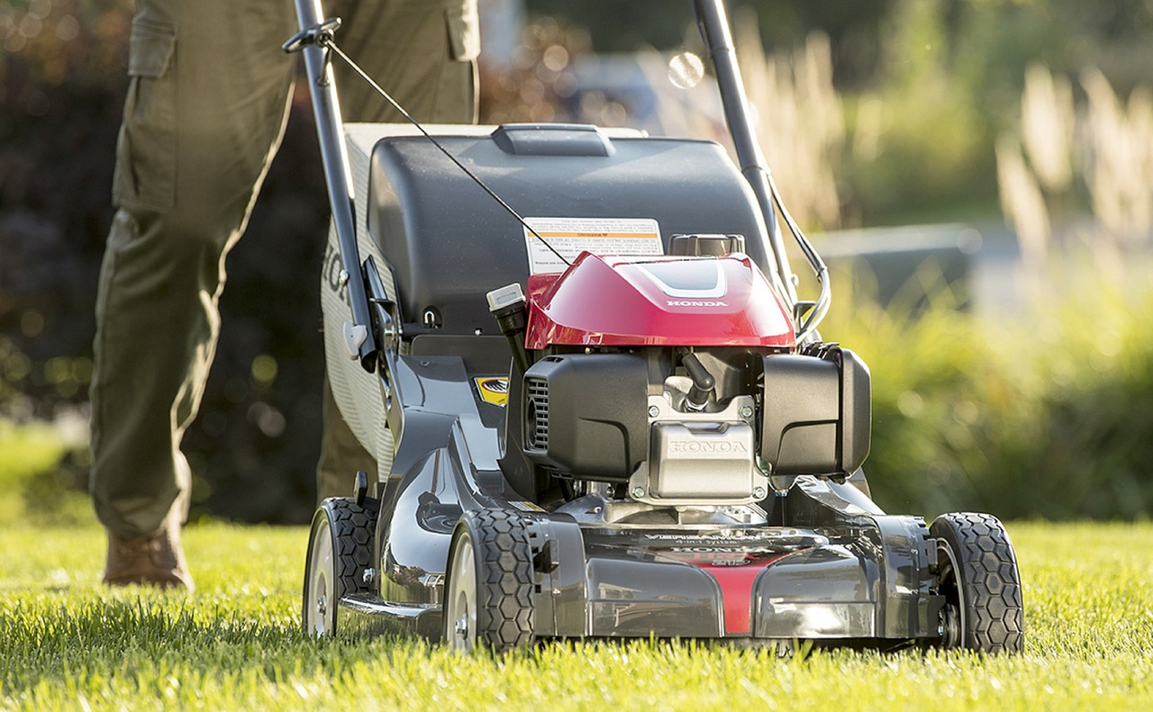 What to do When Lawn Mowers Won't Start