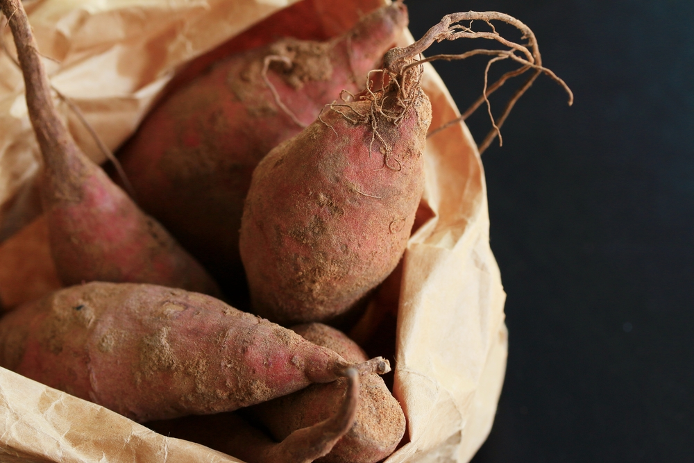Sweet potatoes are a great alternative for white rice, especially if you are on a diet.