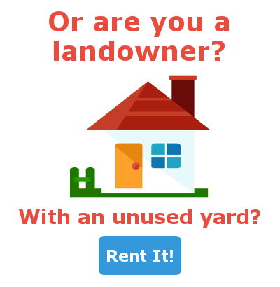 Are you a landowner?